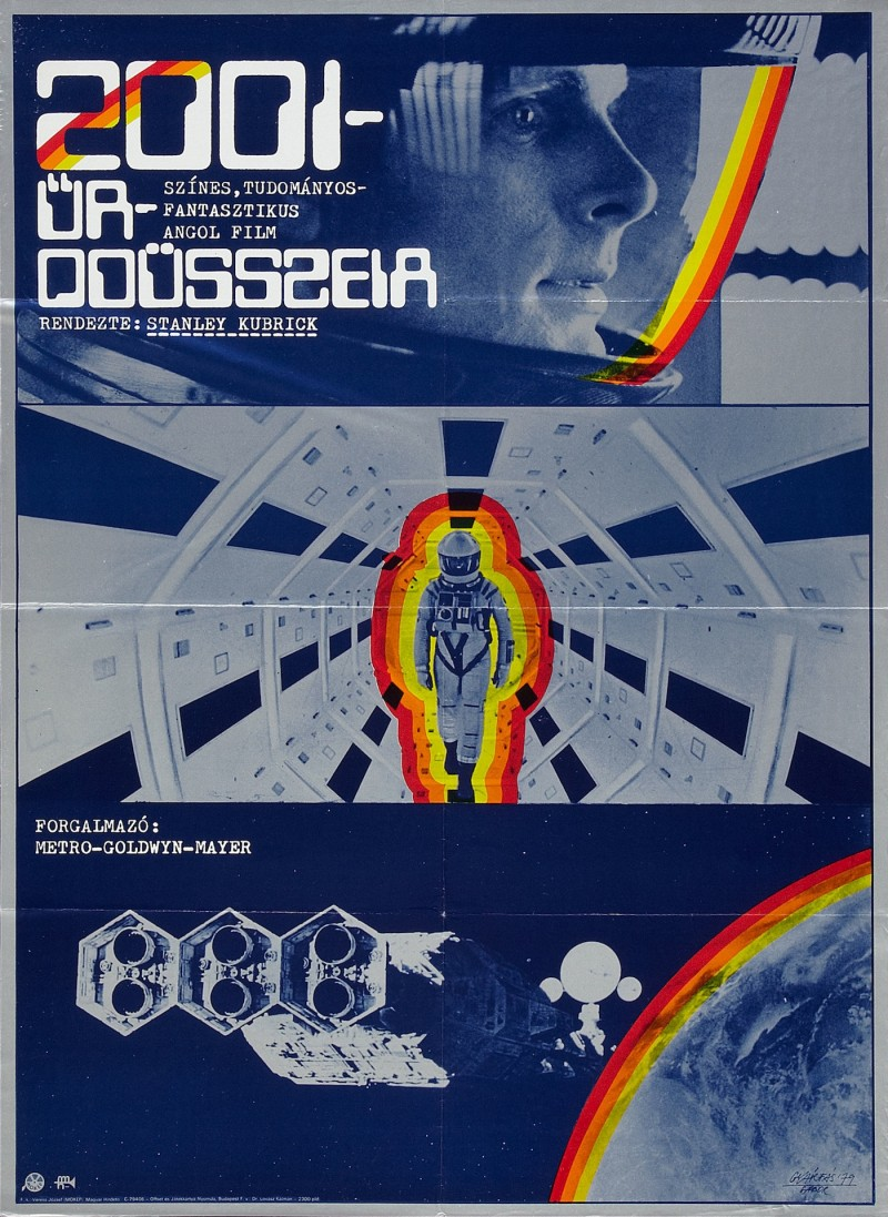 2001-space-odyssey-hungarian-poster