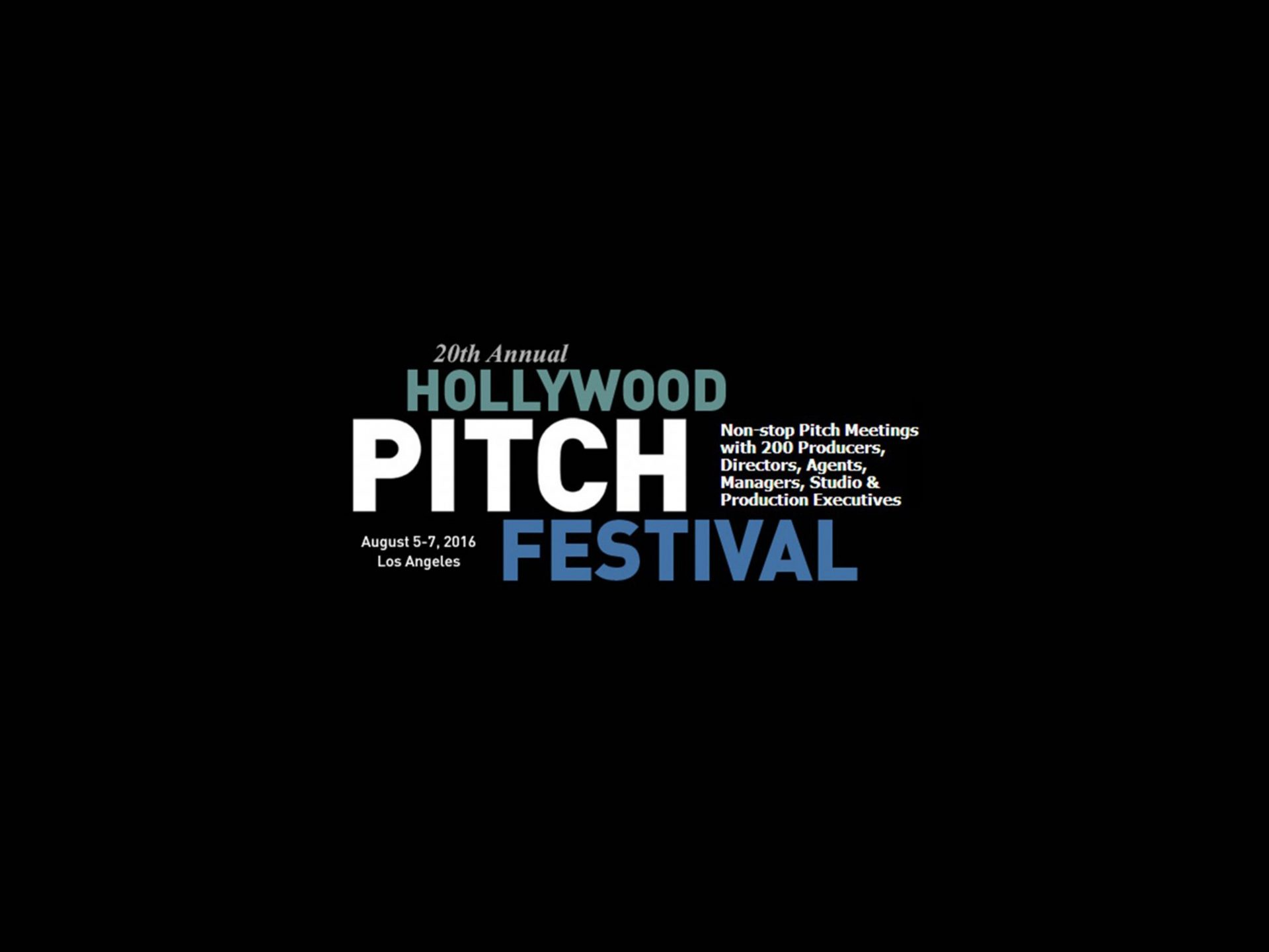 pitch fest