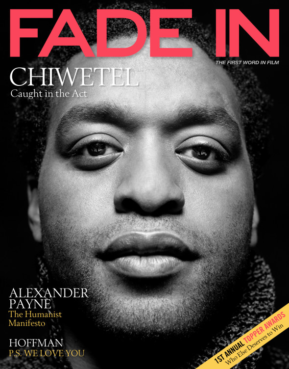 Chiwetel Ejiofor Cover 2