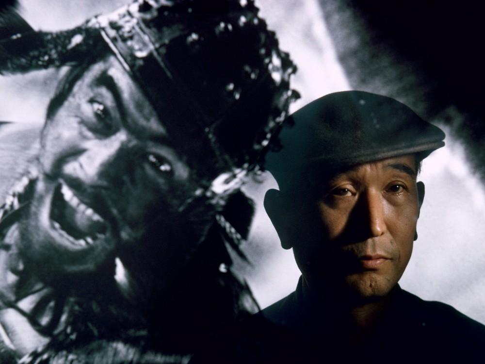 akira kurosawa cinematography