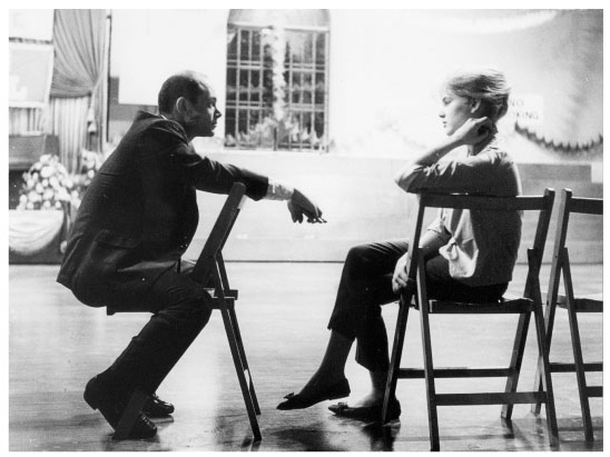 James B. Harris and Sue Lyon